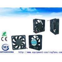 Wholesale Compact PWM FG 60mm x 60mm x15mm DC  Axial Fans High Speed Ball / Sleeve Bearing 60CM / Cooling fan from china suppliers