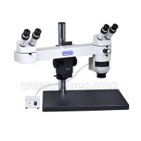 Wholesale Parallel Optical System Continous Zoom Dual-Viewing Stereo Microscope  A27.6702 from china suppliers