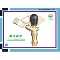 Wholesale Long Range Agriculture Water Sprinkler / Brass Impulse Sprinkler Anti Corrosion from china suppliers