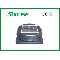 Wholesale Durable 15w Solar Powered Ventilation Fan For Workshops / Warehouse from china suppliers