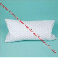Quality Lightweight Washable Modern White Throw Pillows Inner With PE Elastic Tube for sale