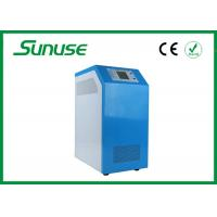 Wholesale Pure sine wave Solar Controller Inverter 2000 watt With Built-in MPPT for Off grid solar power system from china suppliers
