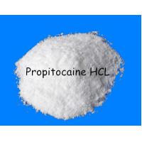 Wholesale Local Anesthetic Drug High Purity 99% Propitocaine Hydrochloride/Propitocaine HCL from china suppliers