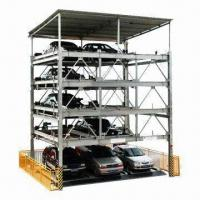 Buy cheap Car Parking Lifts, Suitable for Commercial District, Office, Old Community and Supermarket from wholesalers
