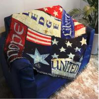 Wholesale Digital Print Blanket Flannel Fleece Blanket For Travel / Picnic / Home / Hotel from china suppliers