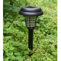 Wholesale China Solar Energy /Solar Mosquito Killer Lamp with 2PCS LEDs (12000-15000Lux) from china suppliers