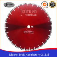 Wholesale 400mm Laser Diamond General Purpose Saw Blades High Speed With Turbo Segment from china suppliers
