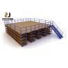 Buy cheap Boltless / Rivet Shelving Mezzanine Floor Systems , Max 6000mm Upright from wholesalers