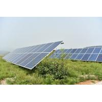 Wholesale High Powder Aluminium Solar Panel Frame For Solar Mounting Systems ISO9001 from china suppliers