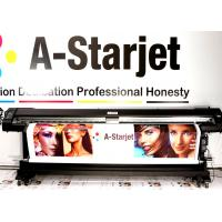 Wholesale PVC 4 Color A Starjet Printer High Speed / Vinyl Printing Machines from china suppliers