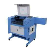 Wholesale Small 60W Acrylic Leather MDF Co2 Laser Cutting Machine 500*400mm from china suppliers