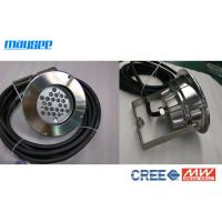 Wholesale Embedded / Surface Mounting Cree Underwater Pond Led Lights For Swimming Pool from china suppliers
