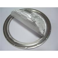 Wholesale Air tight 0.23 mm Thick Aluminium Foil tin can Lids With ISO SGS QS from china suppliers