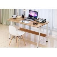 Wholesale Simple Type Single Bedroom Desktop Computer Desk Economy Customized Color from china suppliers
