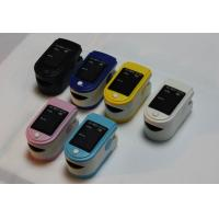Wholesale Convenient Pocket Finger Pulse Oximeter Reviews with 6 Colors from china suppliers