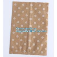 China Brown Kraft Paper Bags Gift Food Bread Candy Wedding Party Bags,Foil Lined Kraft Design Paper Window Bread Bags for food on sale