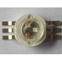 Buy cheap 1W 3W 6 pin High Power RGB Full Color LED for stage lighting for wall wash lamp from wholesalers