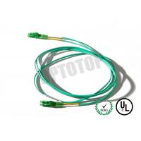 Wholesale 2.0mm G657A Lc Fiber Patch Cord Single Mode With Corning Cable , 85447000 HS Code from china suppliers