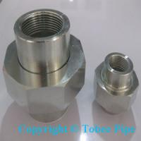 "Wholesale 2""Stainless steel pipe fitting union from china suppliers"