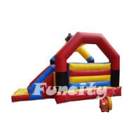 Wholesale Giant Monkey 0.55mm PVC Tarpaulin Inflatable Bouncer for Amusement from china suppliers