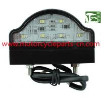 Wholesale Waterproof LED License Plate Light E-Mark Approval Automobile Spare Parts Bus Tail Lamp from china suppliers