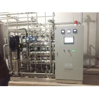 Wholesale Heat Exchanger Purified Pharmaceutical Water Treatment Plant Fully Automatic from china suppliers