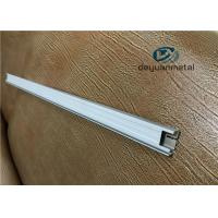 Buy cheap Milling Mill Finish Aluminium Extrusion Profile 6 Inch Length from wholesalers