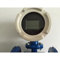 Wholesale Compact Type Electromagnetic Flow Meter , Electromagnetic Flow Transmitter from china suppliers