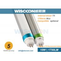 Wholesale Supermarket 2ft LED Tube Light 1750lm With Aluminum Body , 50-60Hz Frequency from china suppliers