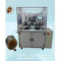 Buy cheap Starter motor armature slot cell Insulator insert  rotor insulation paper inserting machine from wholesalers