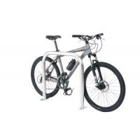 Wholesale Offices Outdoor Low Carbon Steel Bike Stand, Bicycle Frame Single / Double Side from china suppliers