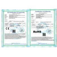 AKILIGHT CO.,LTD Certifications