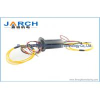 Wholesale Single / Multi Channel Electrical Slip Rings Industrial With 12 Circuits , 2000RPM Max Speed from china suppliers