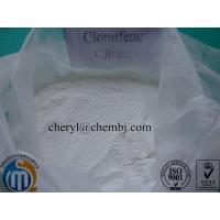 Wholesale High Purity Anti Estrogen Steroids Clomifene Citrate Enhance Immune System from china suppliers