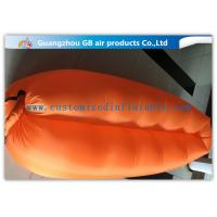 Wholesale Outdoor Camping Hangout Inflatable Sleeping Bags , Inflatable Bean Bag from china suppliers