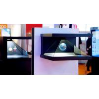 Wholesale Transparent 3d Holographic Showcase Holographic Projector 50Hz - 60Hz from china suppliers