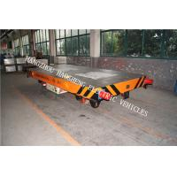 Wholesale 40 Tons Load Flatbed Rail Car 4.5kw Electric Motor Low Voltage Alarm KPX-40 from china suppliers