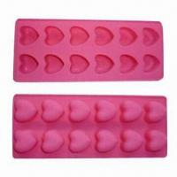 Wholesale Promotional Silicone Cake Molds, Made of 100% Food Grade Silicone, OEM Orders are Welcome from china suppliers