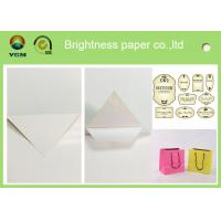 Quality Coated Two Sides Glossy Printing Paper For Magazines Waterproof for sale