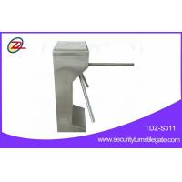 Wholesale Security Tripod Turnstile Gate , controlled access turnstile entry systems from china suppliers
