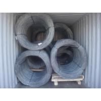 Wholesale GB / T 701 / Q235A / Q235B / Q235C Mild Steel Products Wire Rod With 5.5mm - 16mm Dia from china suppliers