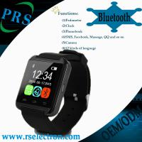 Wholesale bluetooth bracelet fashion watch, waterproof smart watch from china suppliers