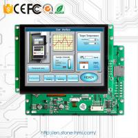 Wholesale industrial grade TFT LCD Module with PCB drive board and RS232 interface from china suppliers
