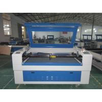 Wholesale blue colour laser cutting machine / engraving machine for wood from china suppliers