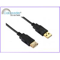 Wholesale Plated corrosion-proof connectors 2.0 version USB Cables Male to Male, A Male to A Female from china suppliers