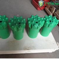 Wholesale T51 89mm / 115mm Rock Drilling Tools , Thread Tungsten Carbide Button Bits from china suppliers