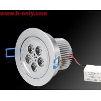 Wholesale 5X1W high power LED downlight,ceiling light from china suppliers