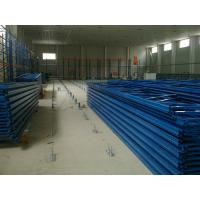 Quality Square Tube Made Pallet Support Bar For Heavy Duty Pallet Racking to Increase the Bearing Capacity for sale