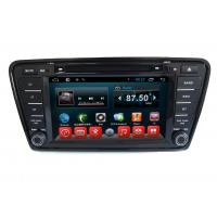 Wholesale Android Car Dvd MP3 MP4 Player VW GPS Navigation System Skoda Octavia A7 Car from china suppliers