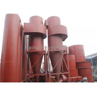 Wholesale Large Scale Single Cylinder Cyclone Dust Collector 85%-90% Efficiency from china suppliers